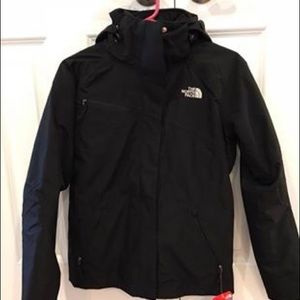 The Northface womens triclimate jacket